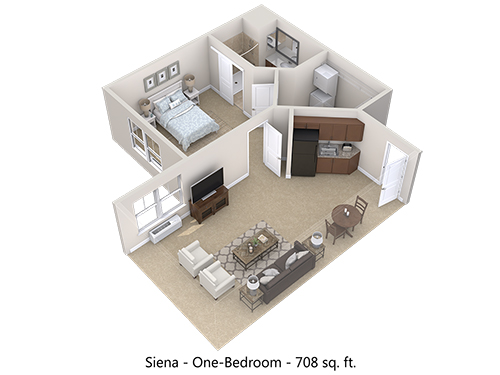 Siena Floor Plan
