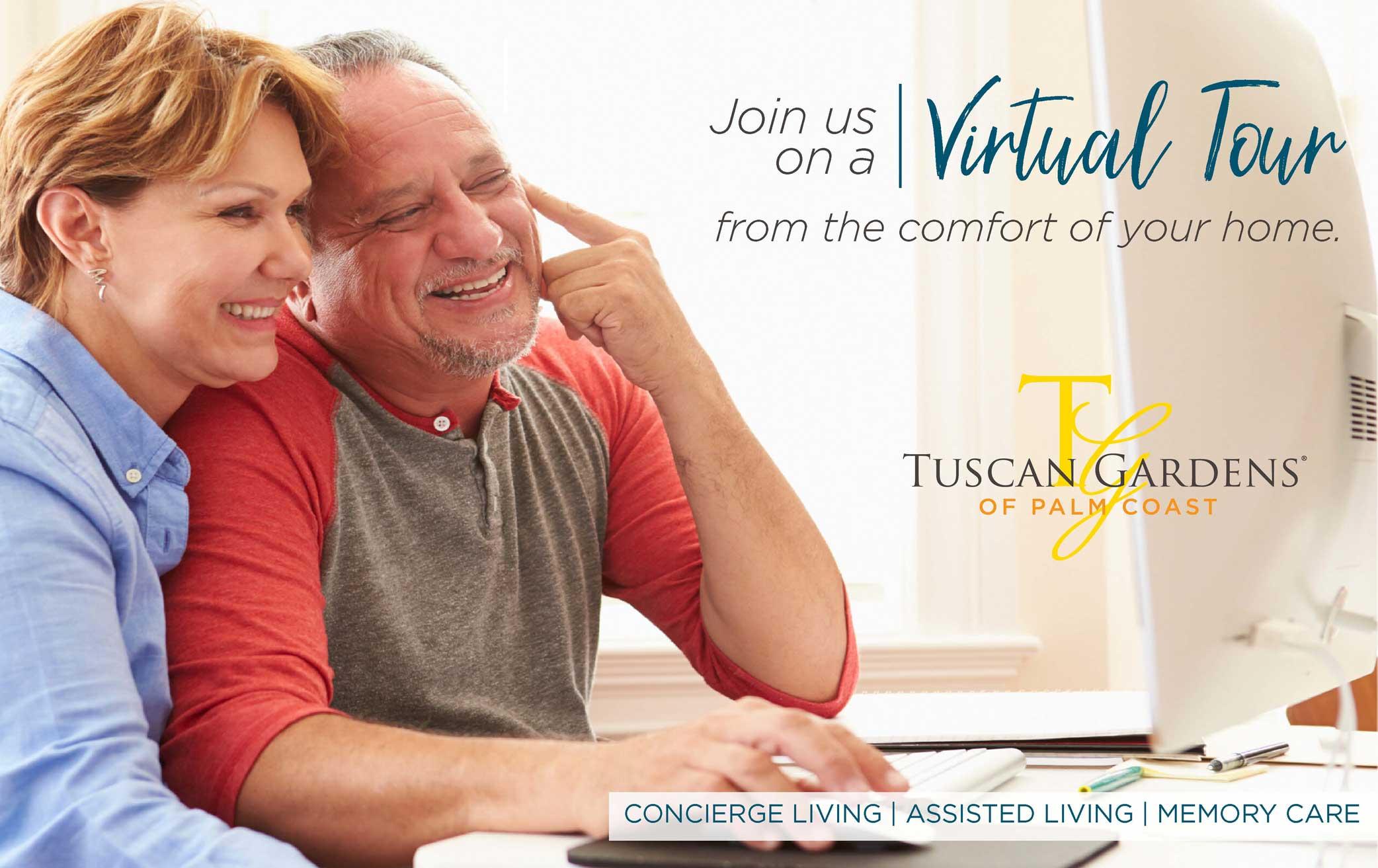 Tuscan Gardens palm coast virtual tour