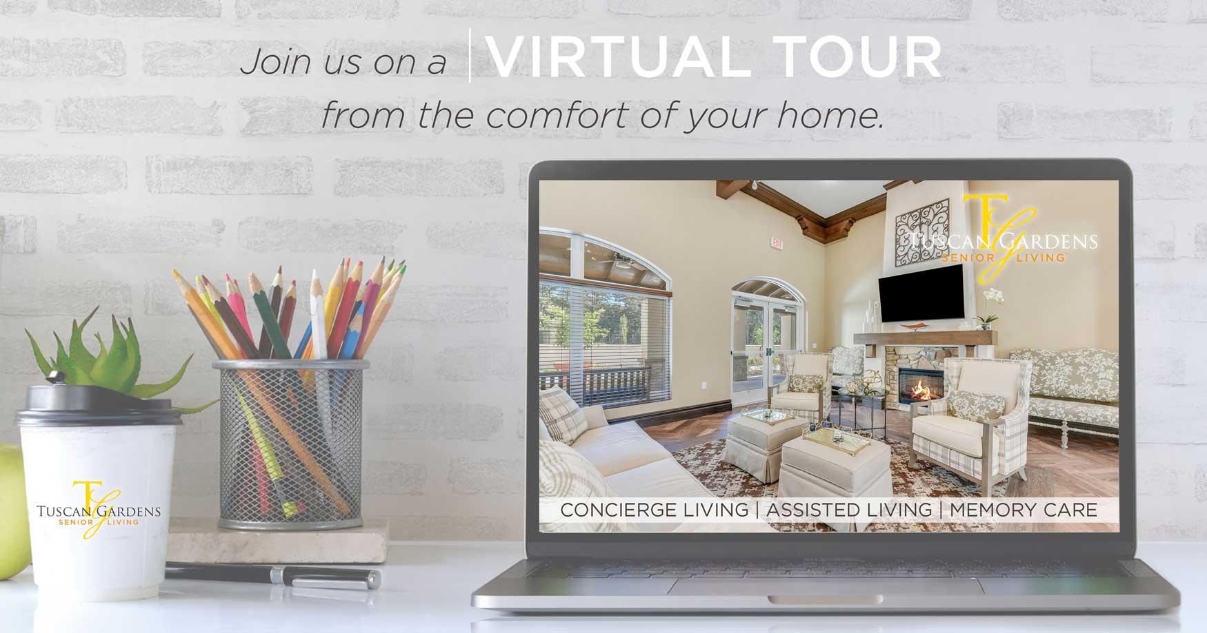 virtual tour florida